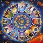Kas užrašyta horoskope ?